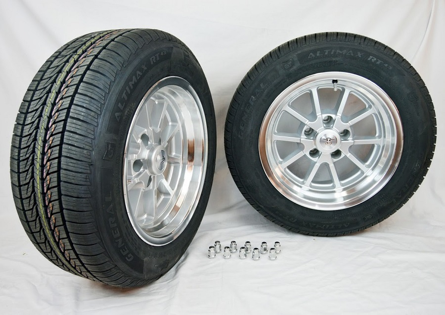 wheels and tires for trike conversions
