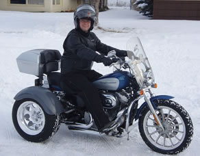 frankenstein trikes conusmer product review sportster trike happy customer